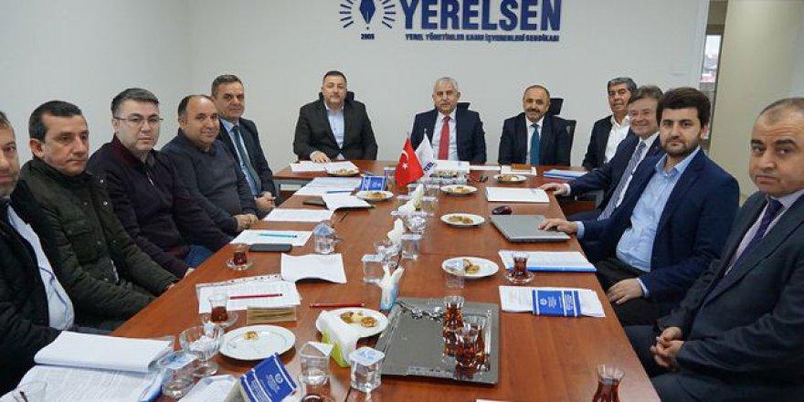 Büyükşehir'de TİS görüşmeleri
