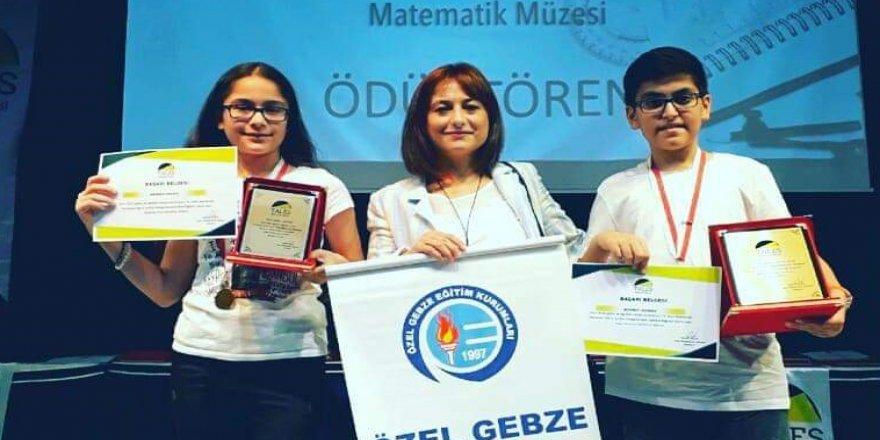 Özel Gebze Koleji 5. Ulusal Tales Matematik Olimpiyatlarına Ev Sahipliği Yapıyor