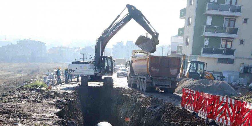 Su kesintilerine son verecek proje