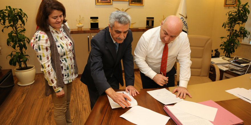 Darıca Belediyesi ve Tapu Müdürlüğü işbirliği