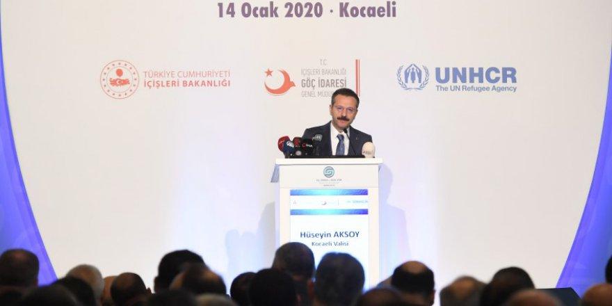 """""""Türkiye göç meselesinde inisiyatif almıştır"""""""