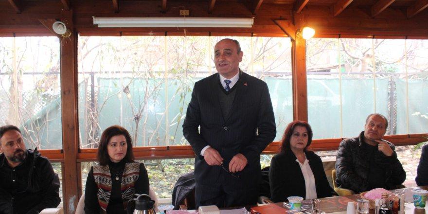 """""""CHP'yi iktidar yapmak için adayım"""""""