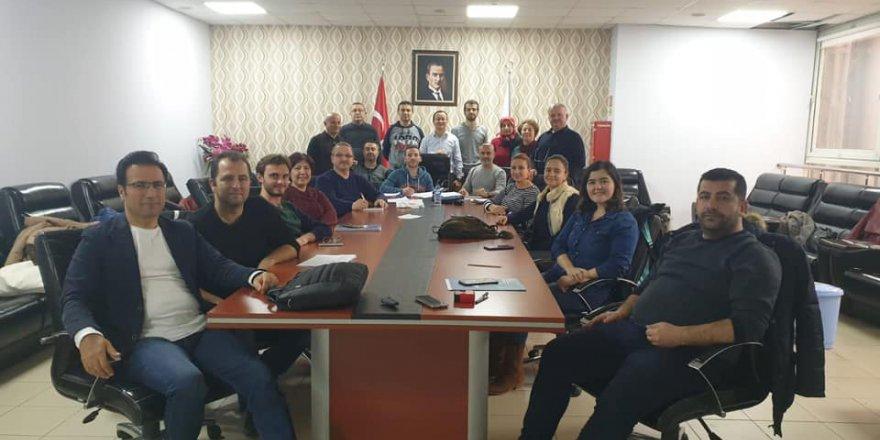 Darıca Farabi'de eğitimler sürüyor