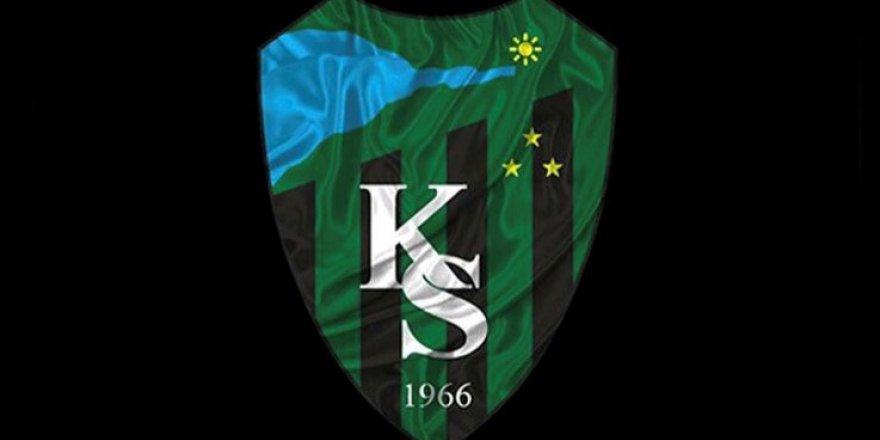Kocaelispor'da iç çatışma!
