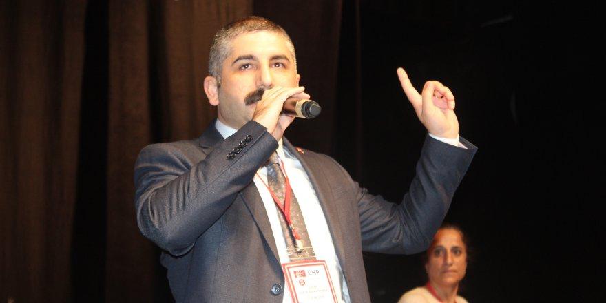 CHP Gebze'de yeni başkan Orhan