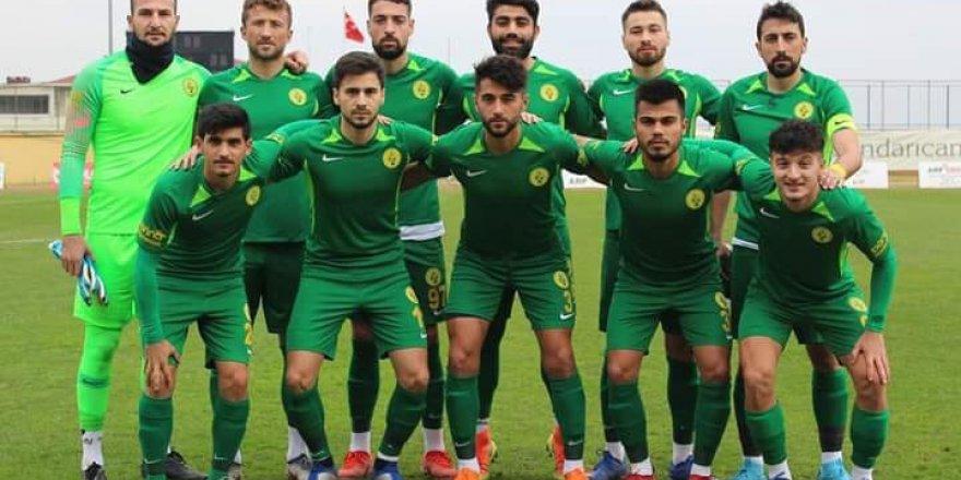 Darıca İstanbul'da Kayıp:0-1