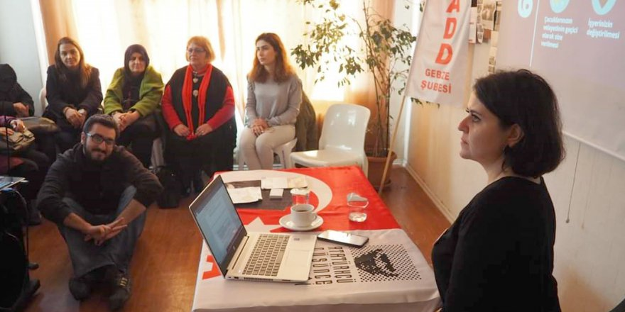 ADD Kadına şiddeti masaya yatırdı