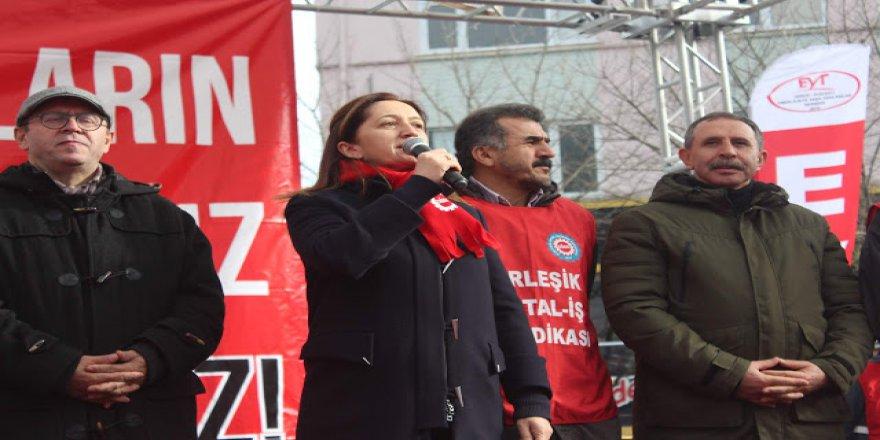 BMİS 5 Şubat'ta greve çıkıyor