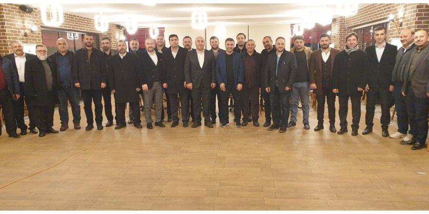 TÜMSİAD Genel İstişare Toplantısı Yapıldı