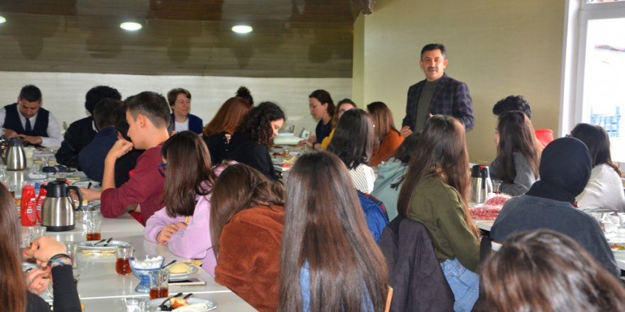 Özel Yeni Atlas Okulu ''Geleneksel Mezunlar Günü''