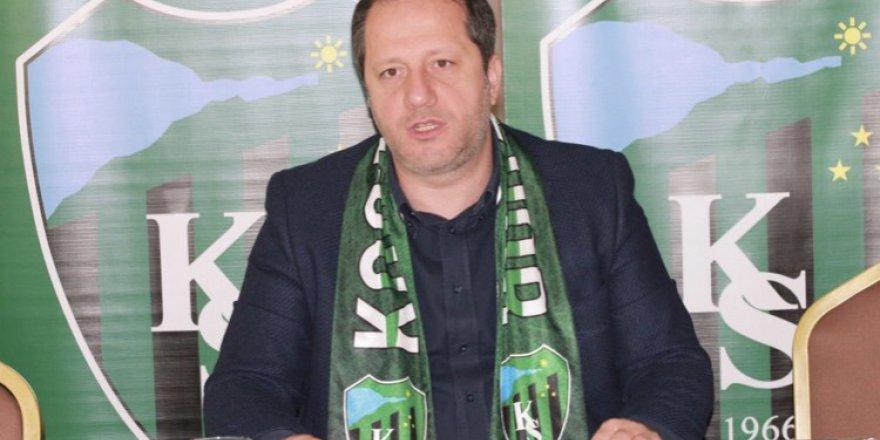 Kocaelispor'dan kavga haberlerine açıklama geldi!
