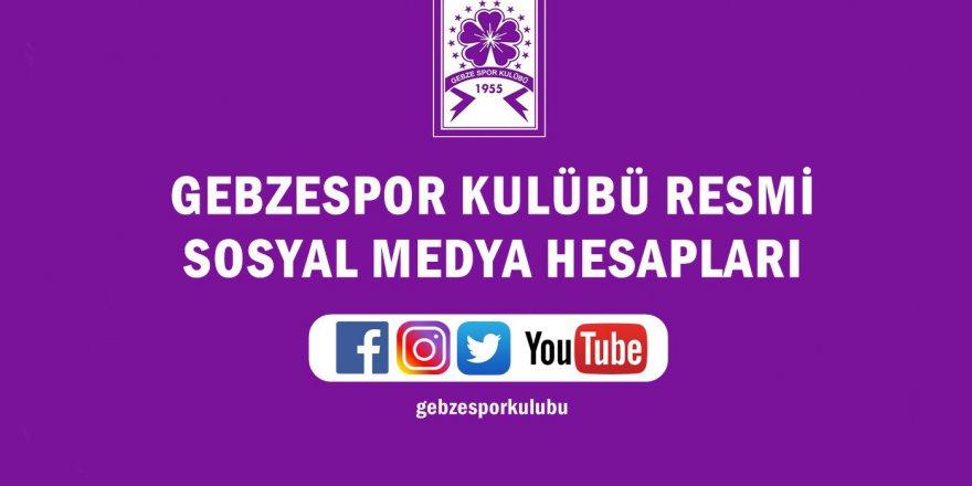 Gebzespor Sosyal Medyası Göz Kamaştırıyor!