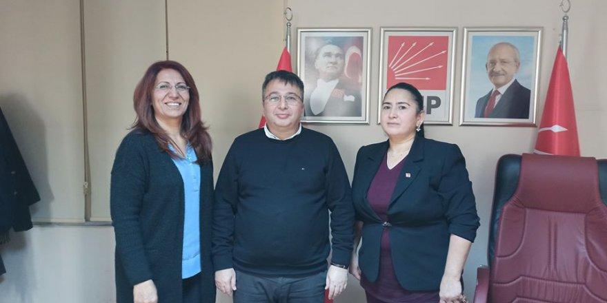 CHP Çayırova'da Yıldız adaylığını açıkladı