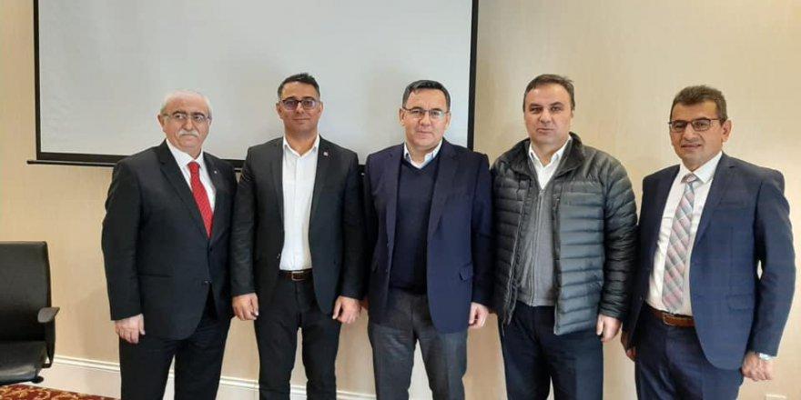 CHP Darıca Zeyrek ve Hacır'ı ağırlayacak
