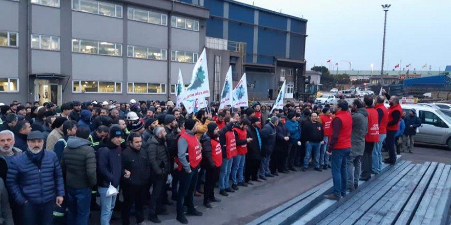 BMİS grev kararını astı