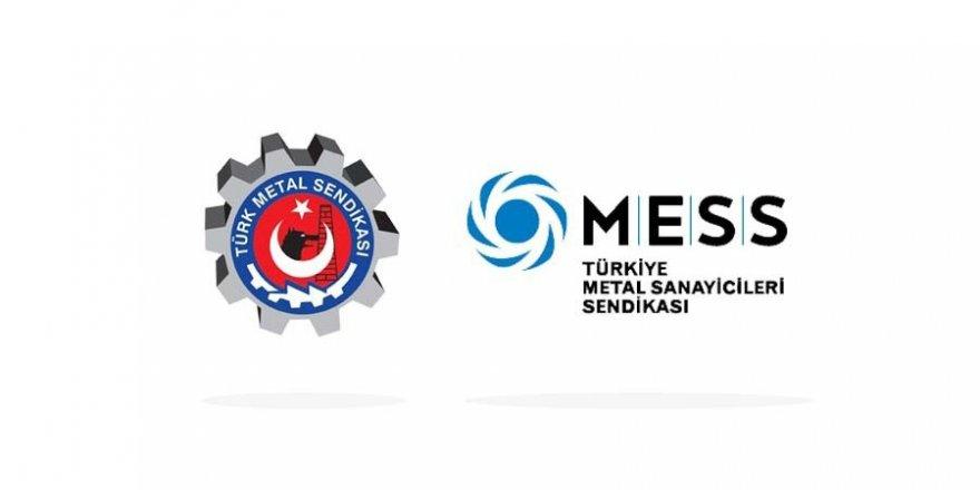 Türk Metal ve MESS anlaştı