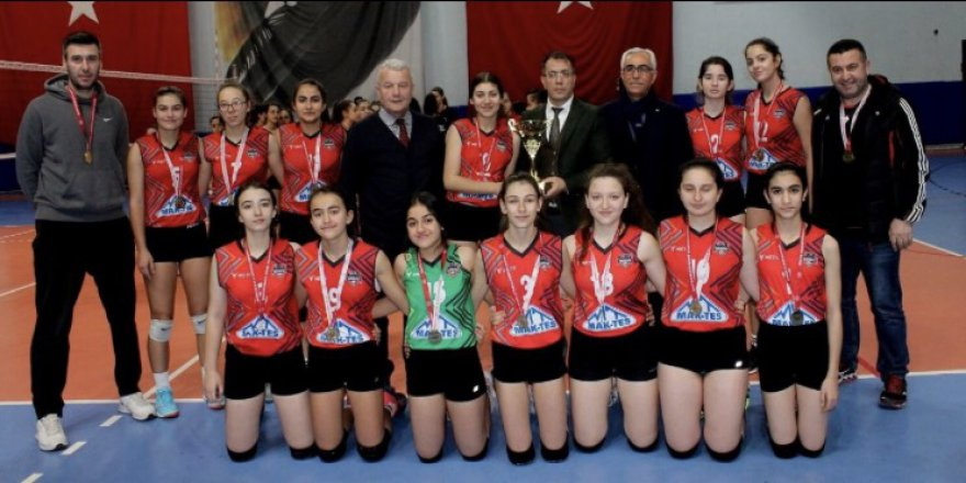 Filede şampiyon Yenikent