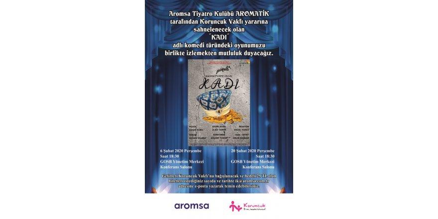 GOSB'da tiyatro etkinliği