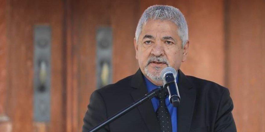 KOGACE Başkanı Cemal Kaplan'ın acı günü