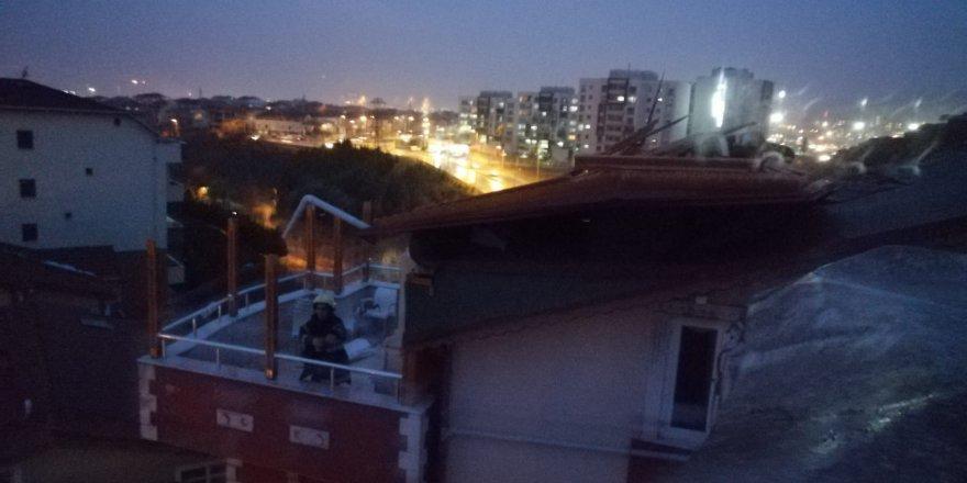15 olaya Büyükşehir'den müdahale