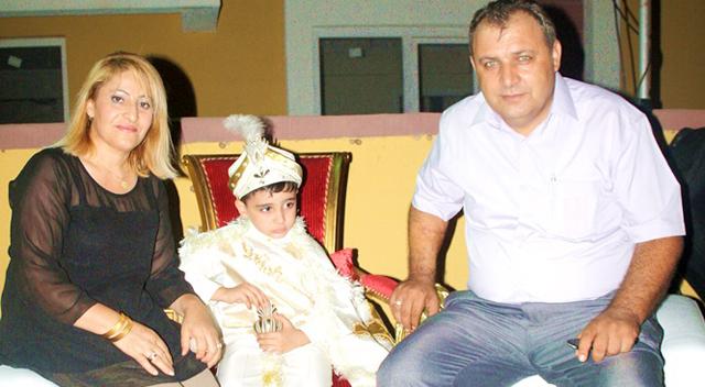 Kömürcü ailesinin mutlu günü