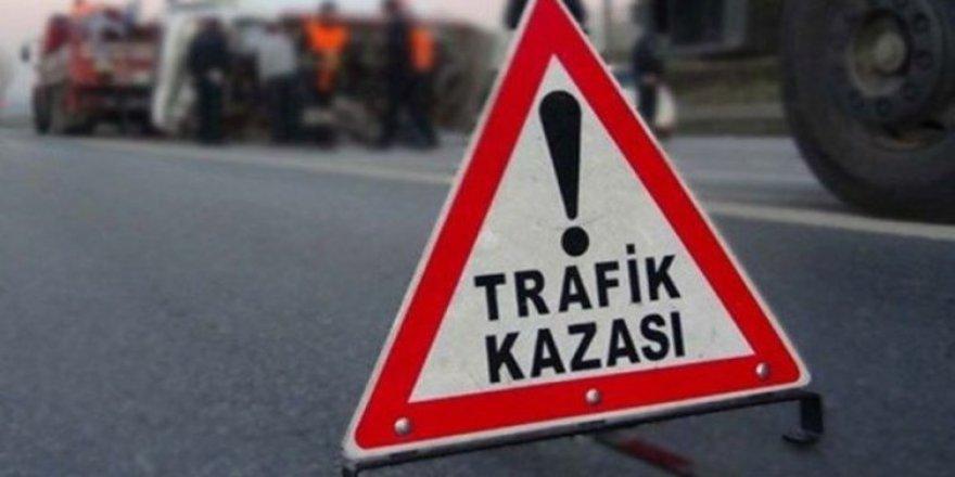 Gebze'de otomobilin çarptığı bisikletli öldü