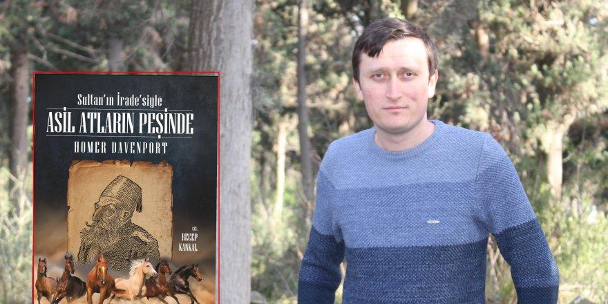 Recep Kankal'dan ikinci kitap