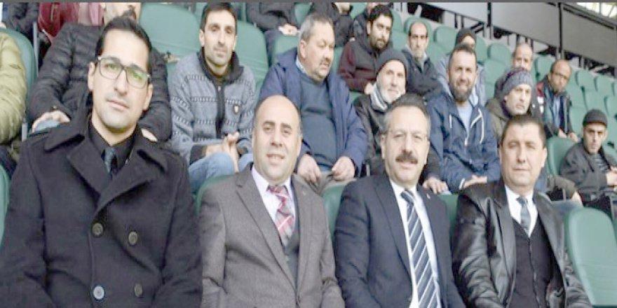 Kocaelispor 2. Lig'e çıkacak