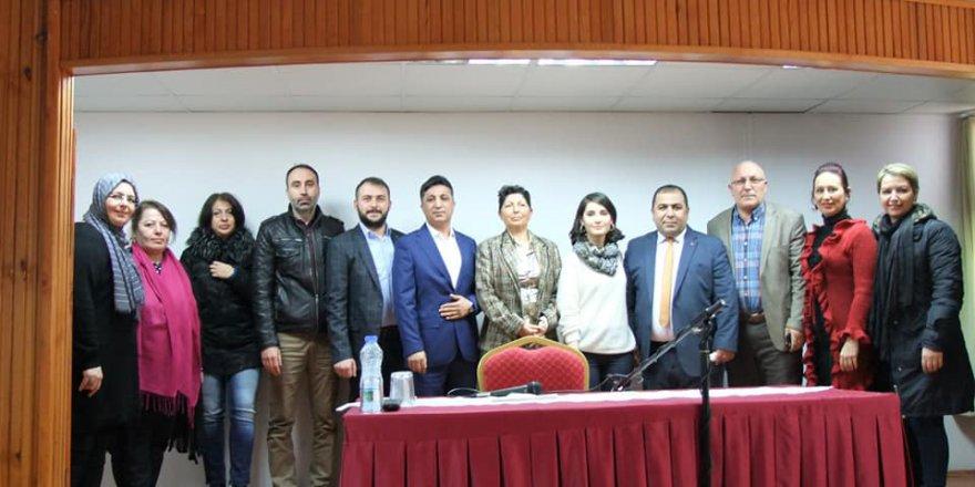 Atmaca Sarkuysan'da tecrübelerini paylaştı
