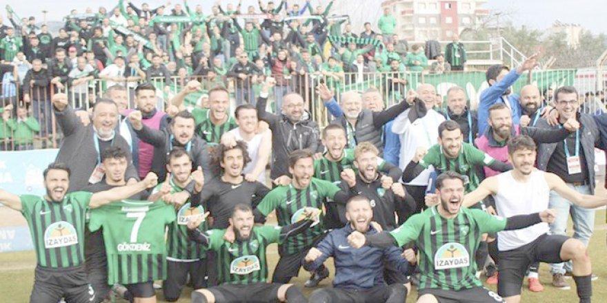 Kocaelispor Şampiyonluğa Koşuyor