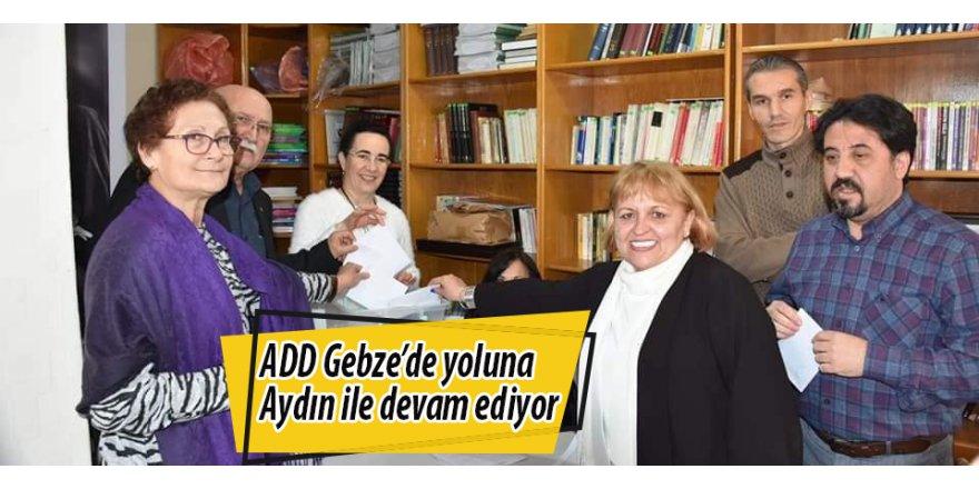 ADD Gebze'de yoluna Aydın ile devam ediyor