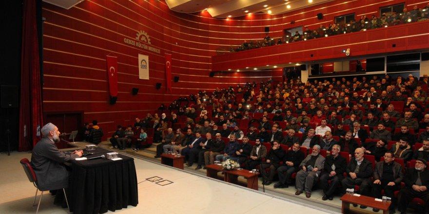 GKM'de etkinlik gerçekleştirildi