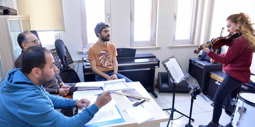 Konservatuvarı Oda Orkestrası seçmeleri yapıldı
