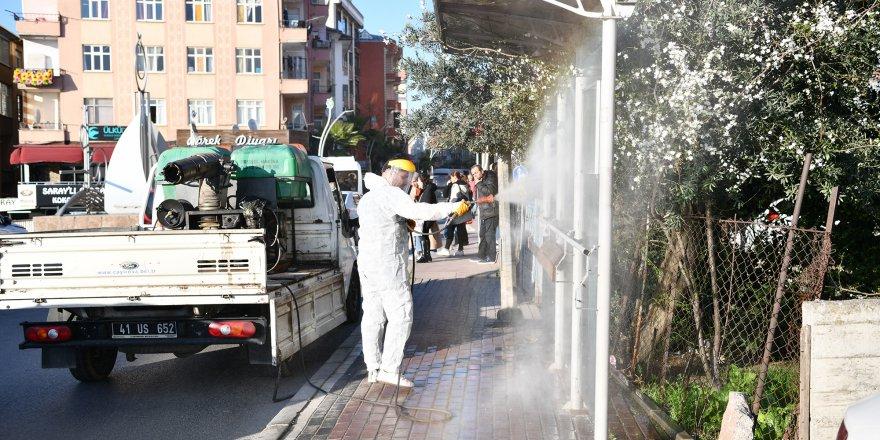 Çayırova'da önlemler arttırıldı