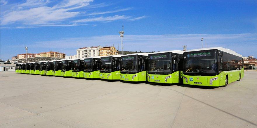 33 otobüs hattında yeni düzenleme