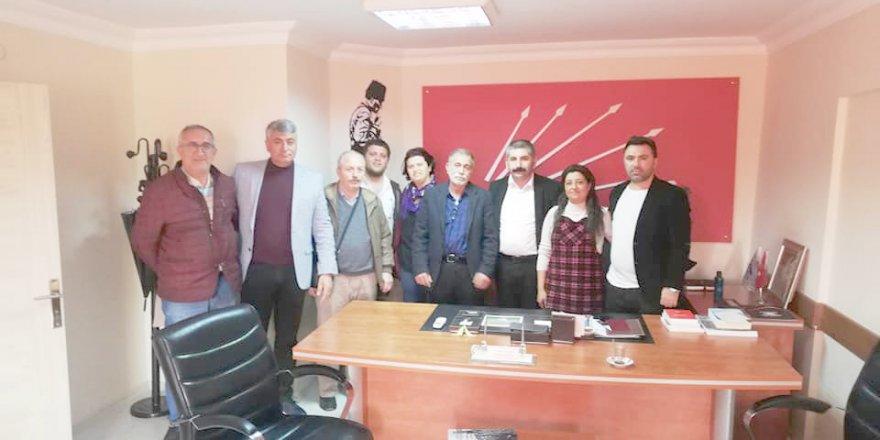 SOL Parti Gebze'den seri ziyaretler