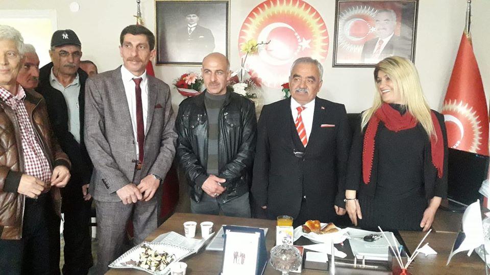 Türk Birliği Partisi Kocaeli'de örgütlendi