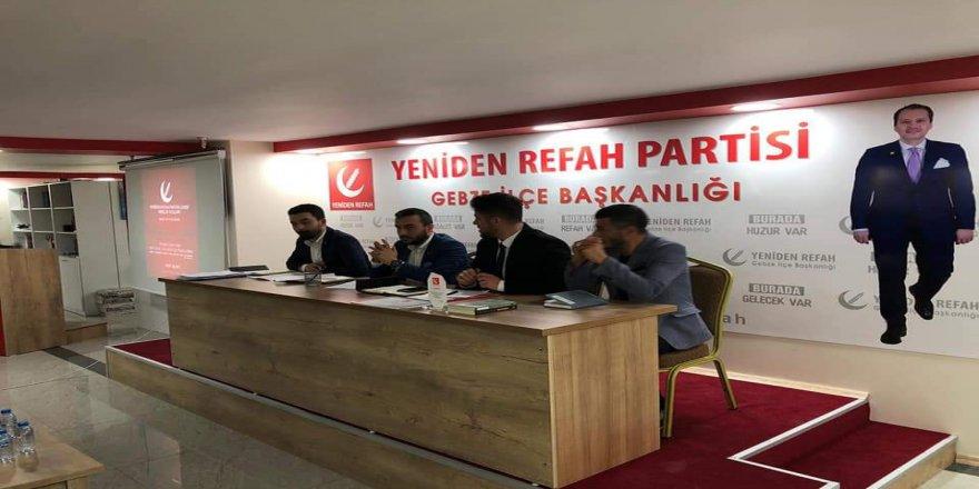 YRP'li gençlerden divan toplantısı
