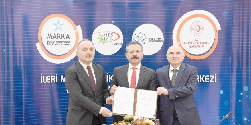 Nitelikli iş gücü yetiştirecek İşbirliği projesi imzalandı