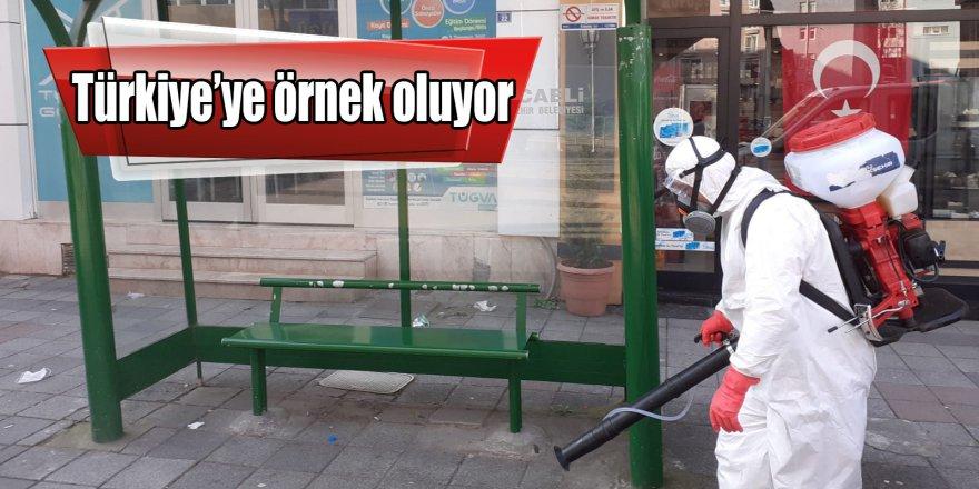 Türkiye'ye örnek oluyor