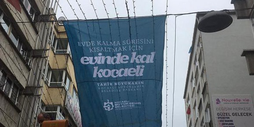 Evinde Kal Kocaeli