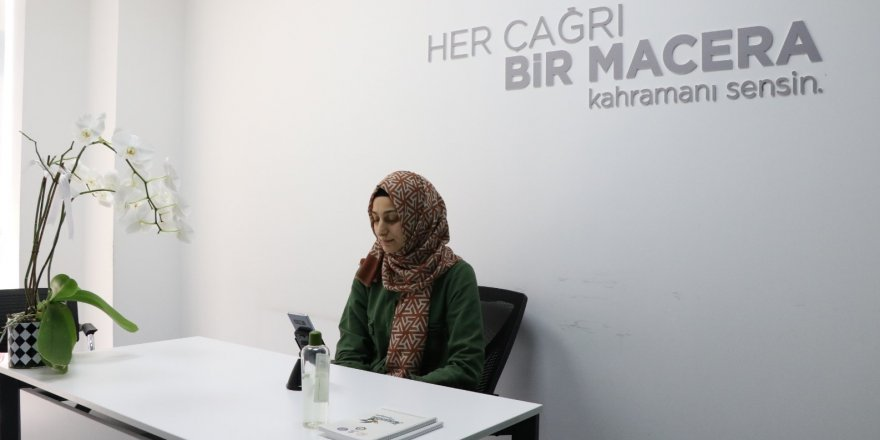 Evdeki vatandaşa görüntülü psikolojik destek Büyükşehir'den