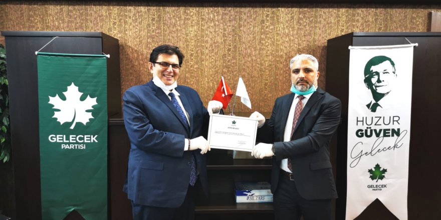 Gelecek Partisi Gebze'ye atama yaptı
