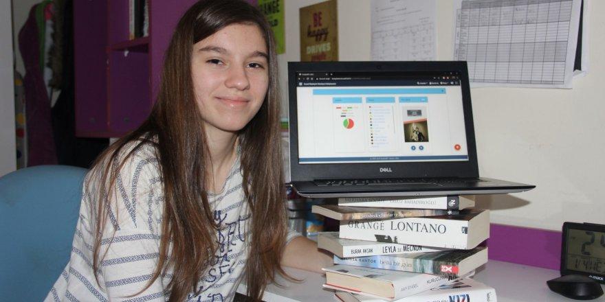 Korona günlerinde Büyükşehir e-kütüphanede on binlerce kitap okundu