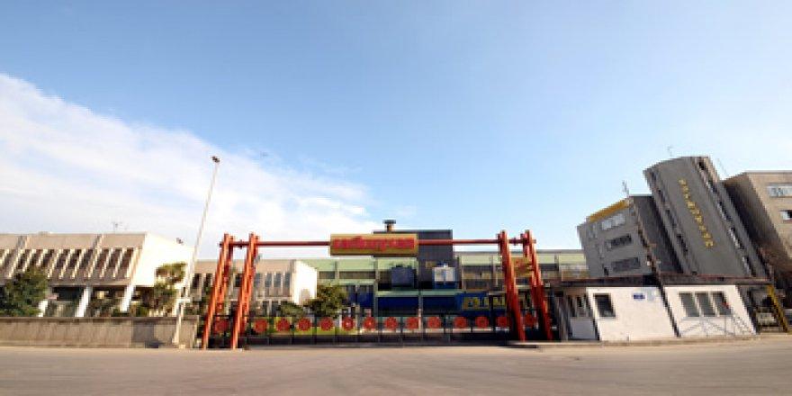 Sarkuysan'da işçiler üretimi durdurdu