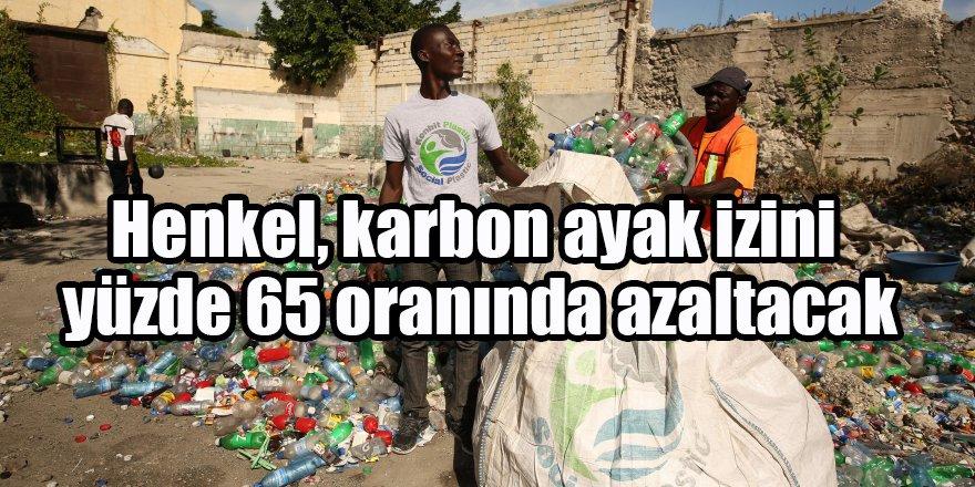 Henkel, karbon ayak izini yüzde 65 oranında azaltacak