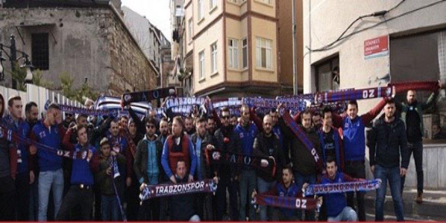 Trabzonsporlulardan Afrika'ya iftar sofrası