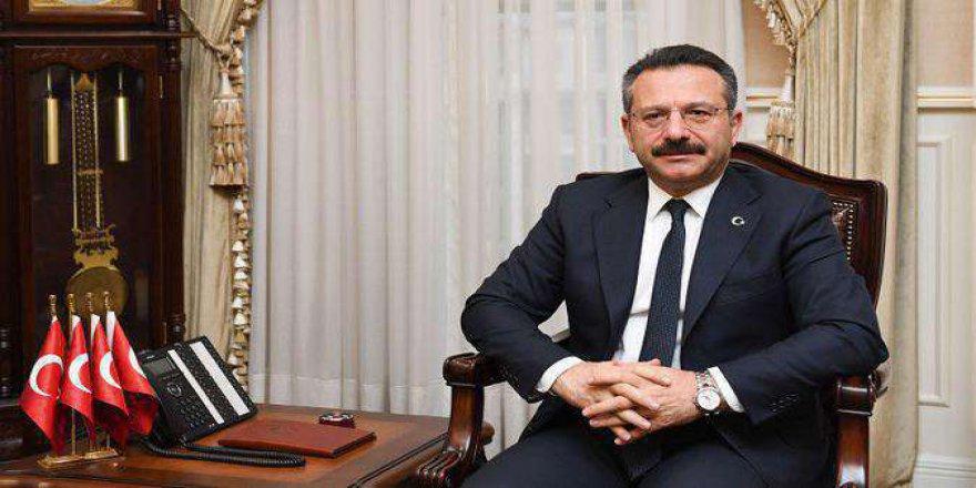 Kocaeli  Valisi Hüseyin Aksoy'dan 19 Mayıs Mesajı