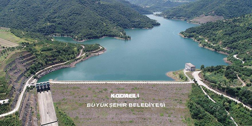 Yuvacık Barajı'nda doluluk oranı yüzde 98 seviyesinde