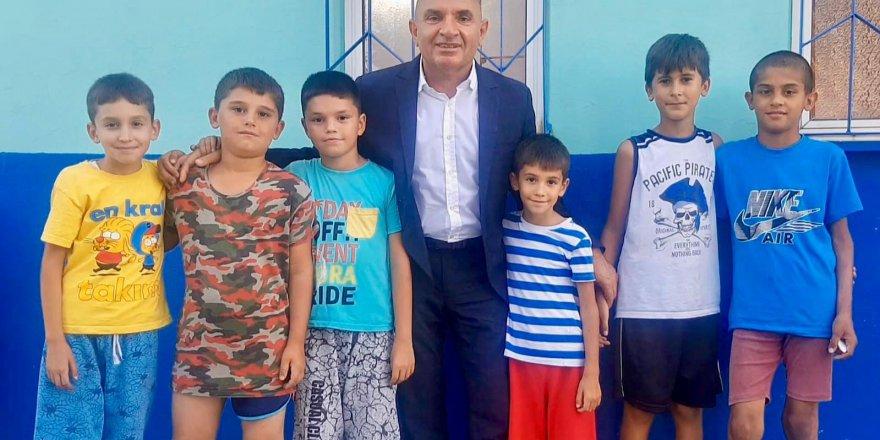 CHP'li Tarhan'dan Bayram Mesajı